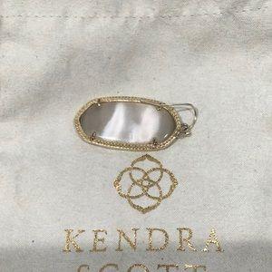 Kendra Scott Jewelry - Authentic KENDRA SCOTT Elle White Pearl Earring